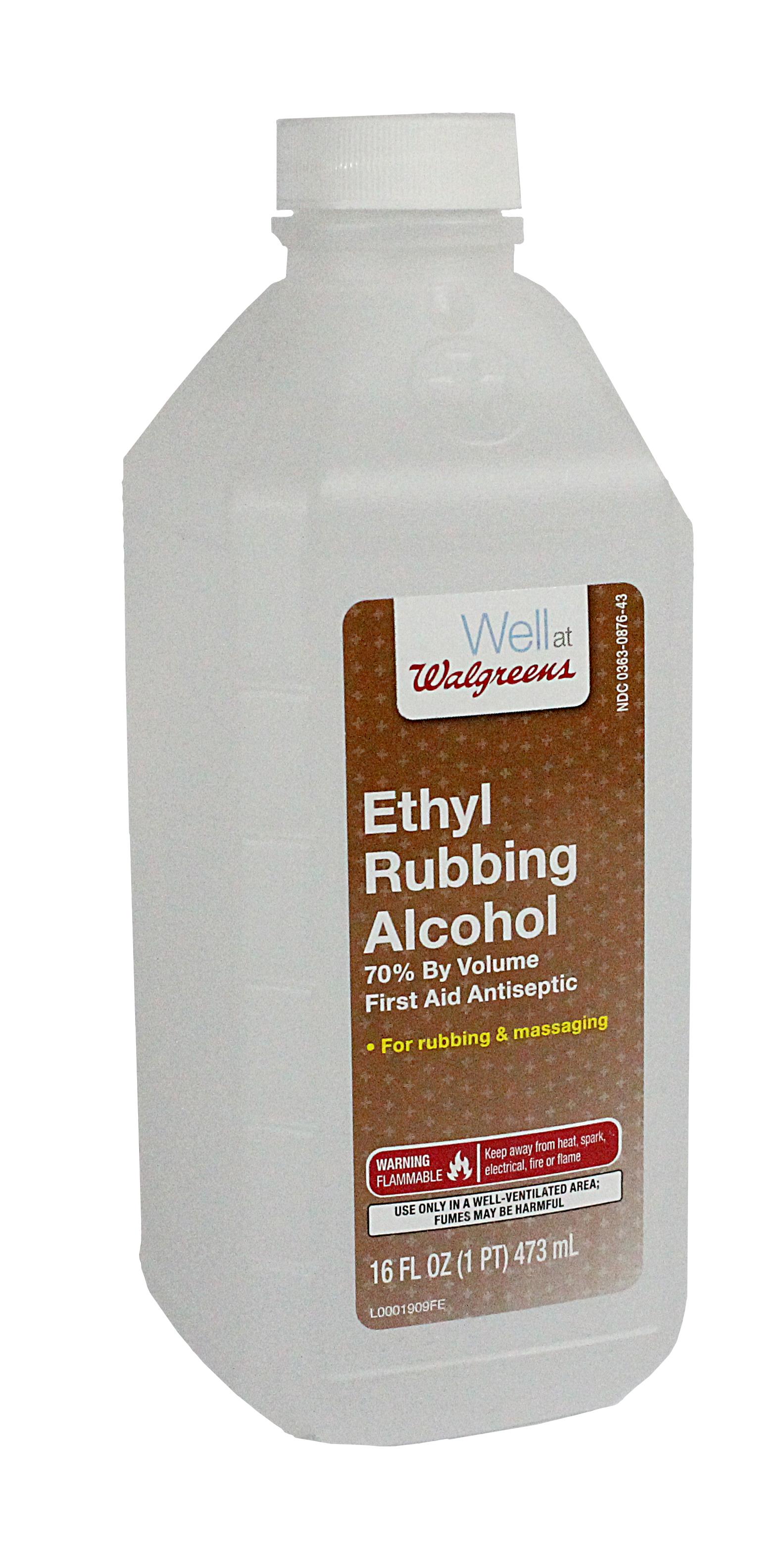 Generic Ethyl Alcohol (70%)